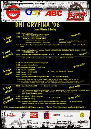 Dni Gryfina 1996