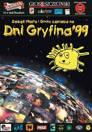 Dni Gryfina 1999