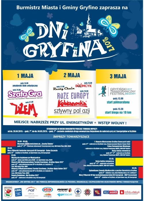 Dni Gryfina 2017